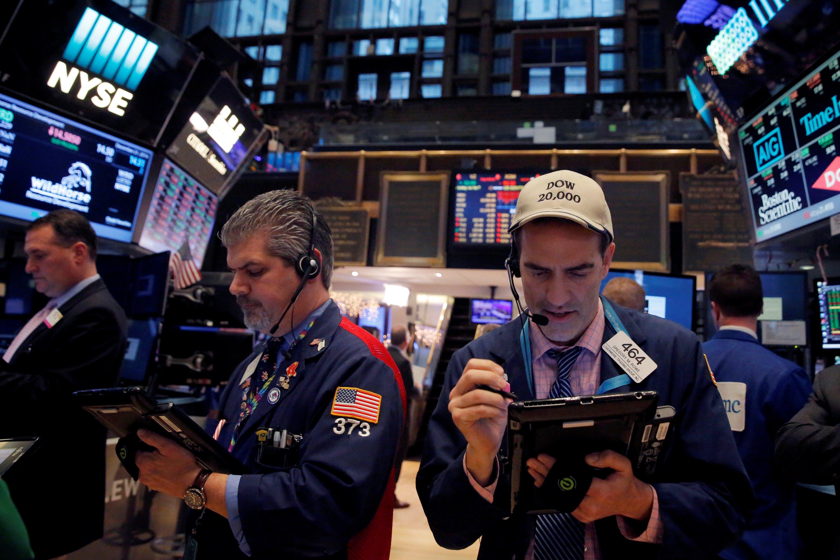 bursa saham new york