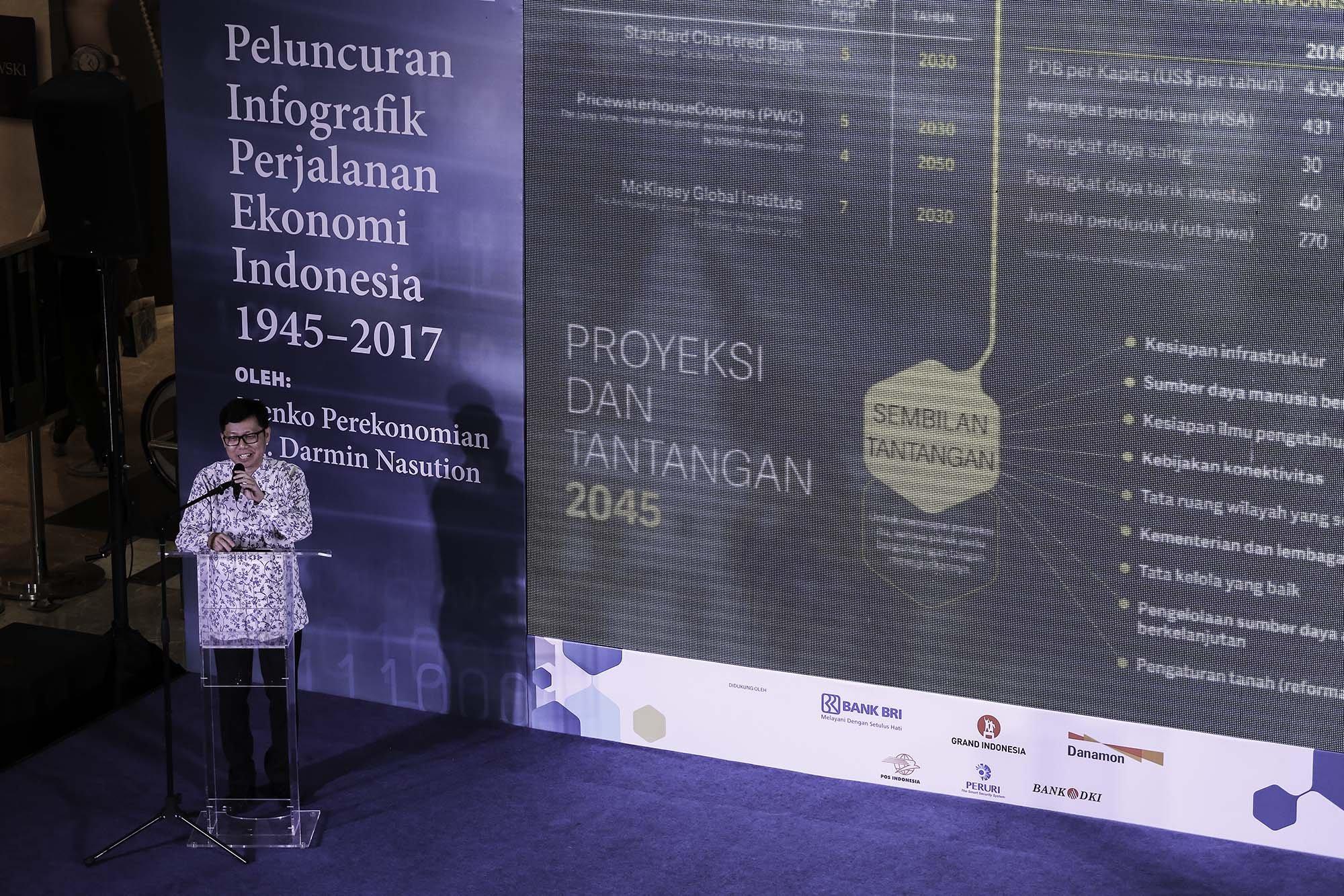 Direktur Eksekutif Katadata Metta Dharmasaputra.
