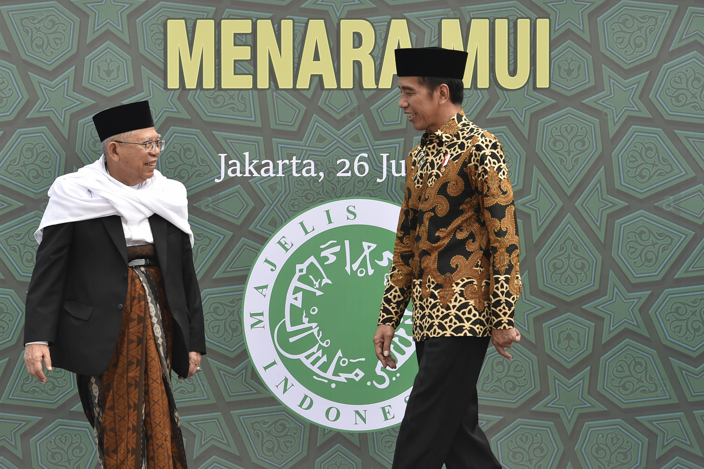 Jokowi dan Ma