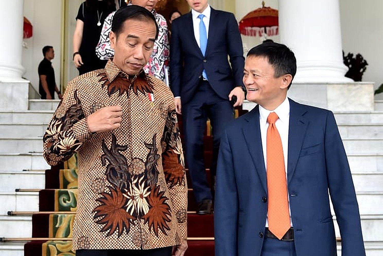 Kunjungan terebut juga sebagai apresiasi Alibaba atas Asian Games 2018 di Jakarta - Palembang, serta dukungan untuk Asian Games 2022 yang akan berlangsung di Hangzhou, Tiongkok.