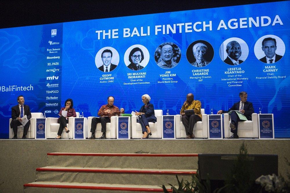 Bali Fintech Agenda