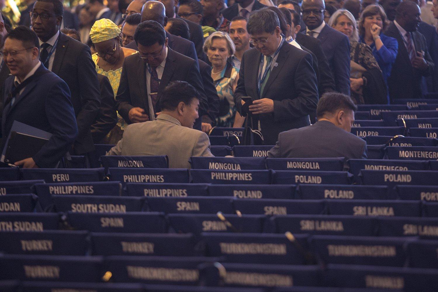 Indonesia memperjuangkan tema prioritas di bidang keuangan dalam pertemuan IMF-World Bank, mengena ekonomi digital. Pembahasan antara lain akan berkisar kepada bagaimana ekonomi digital dapat dilakukan untuk pembiayaan UMKM serta teknologi finansial. Selain itu, akan dibahas pula mengenai bagaimana pengaruh ekonomi digital bagi bank sentral,