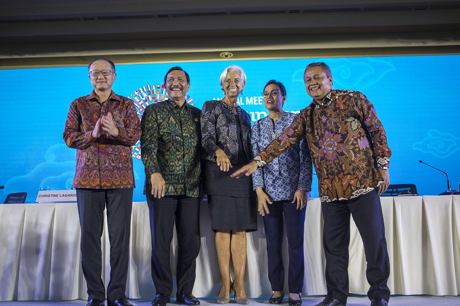 Indonesia telah menaikkan standar tinggi atas keberhasilannya menyelenggarakan perhelatan Annual Meeting IMF-World BaNK 2018 di Bali.