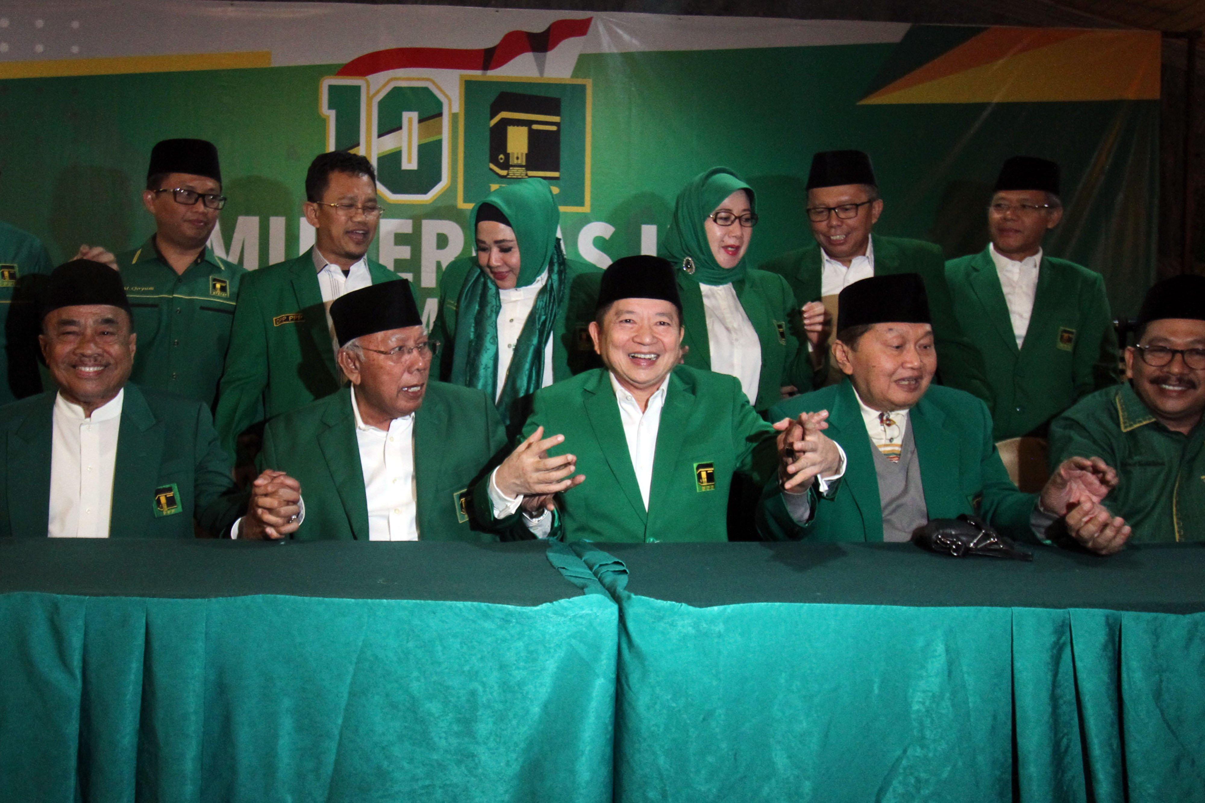 Mukernas Partai Persatuan Pembangunan (PPP)