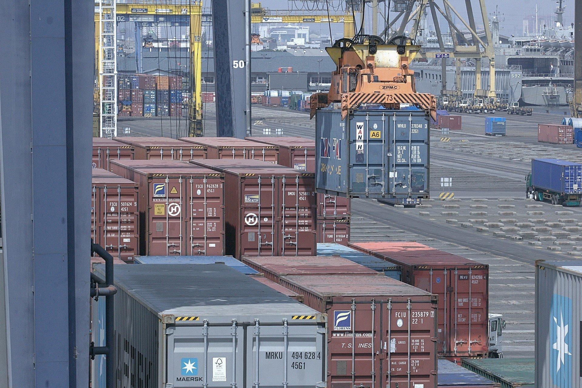 Tekan Impor Dan Promosikan Ekspor Demi Ketahanan Pangan Nasional Katadata Co Id