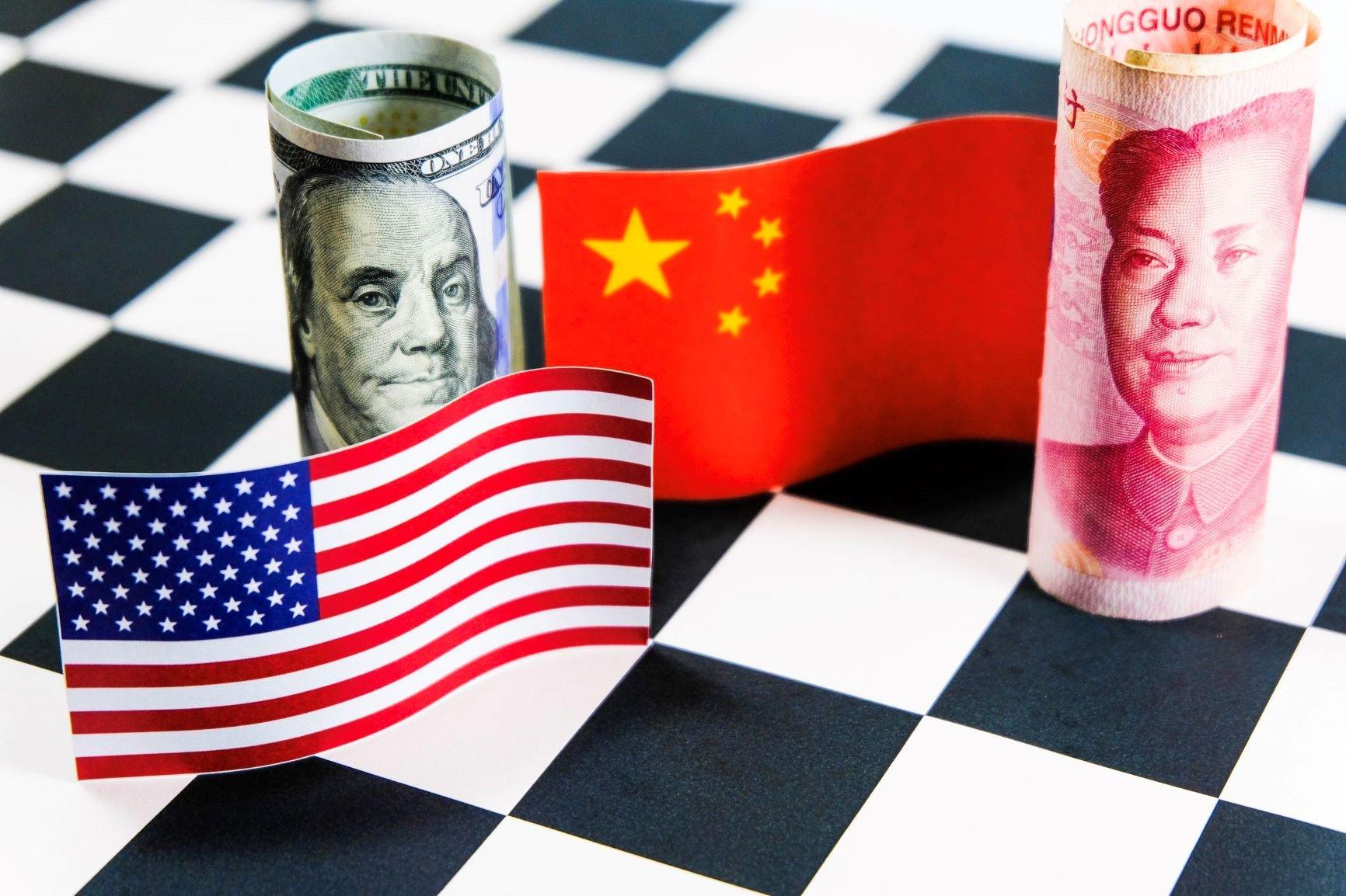 perang dagang AS-Tiongkok, perang mata uang AS-China, perang dagang, currency war