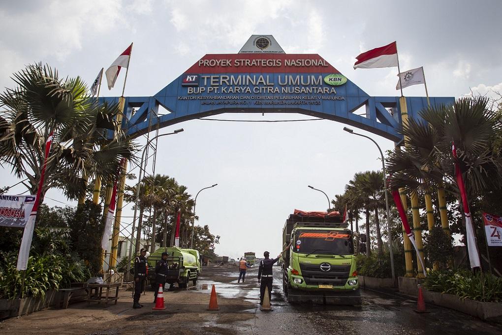 Pelabuhan KCN Marunda