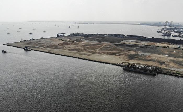 Area Pier I Pelabuhan KCN Marunda
