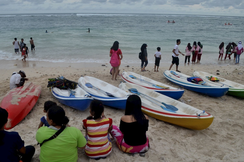 Wisata Pantai Pandawa, Bali