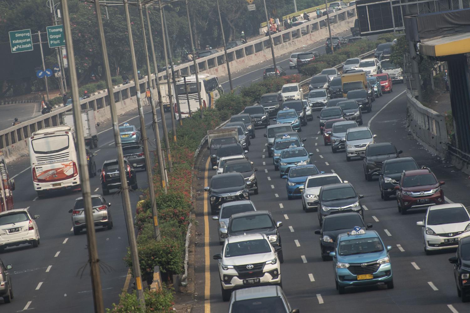 Tol Dalam Kota Beroperasi Kembali