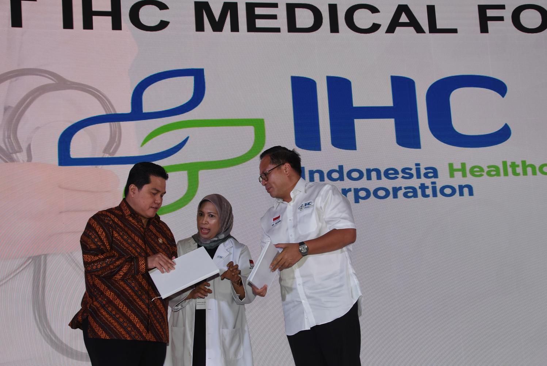 FIRST IHC MEDICAL FORUM