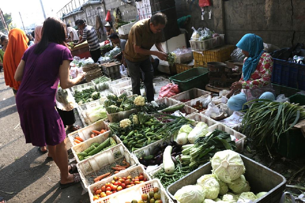 Ilustrasi Pasar