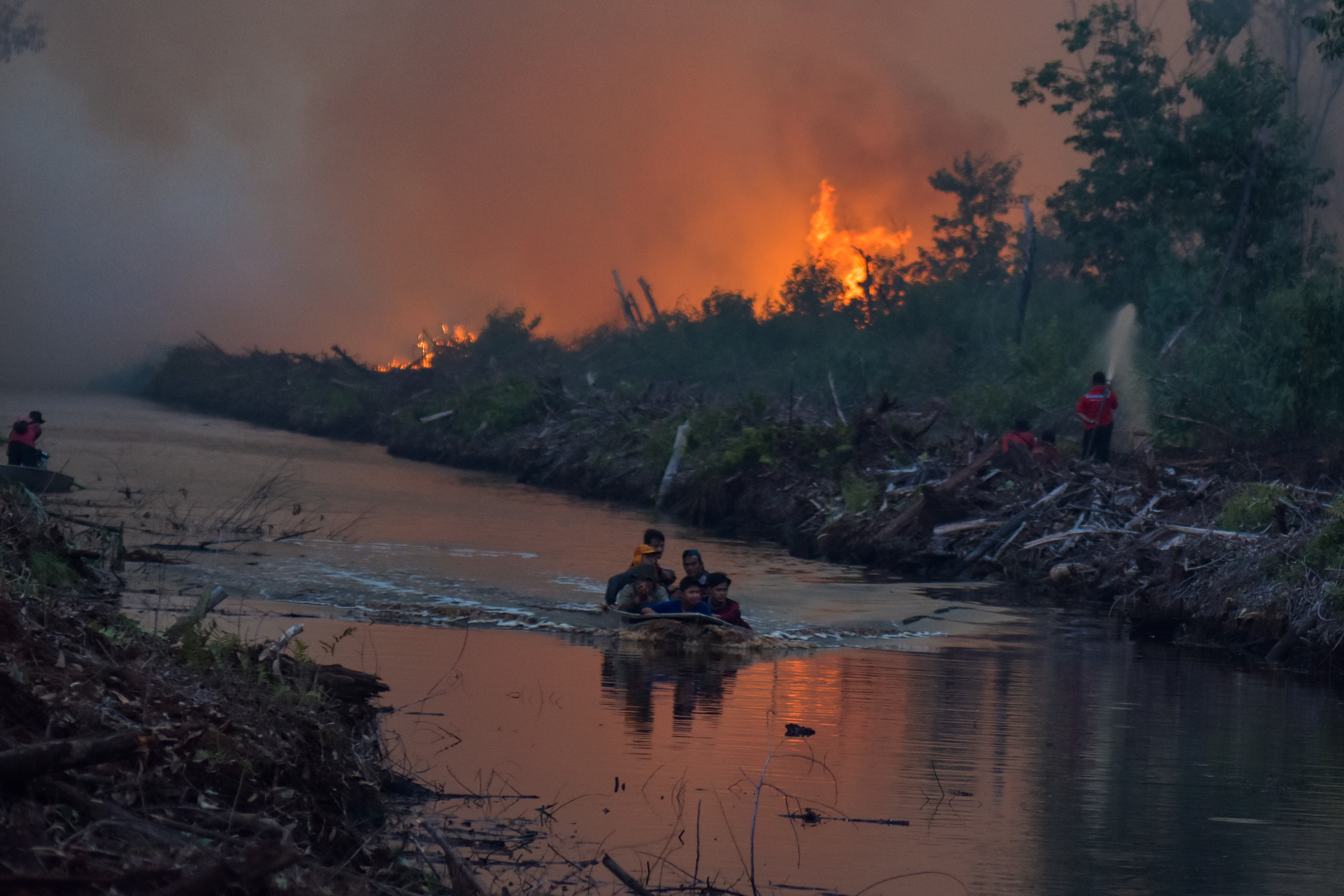 Antara Ada dan Tiada Pemerintah dalam Bencana Asap