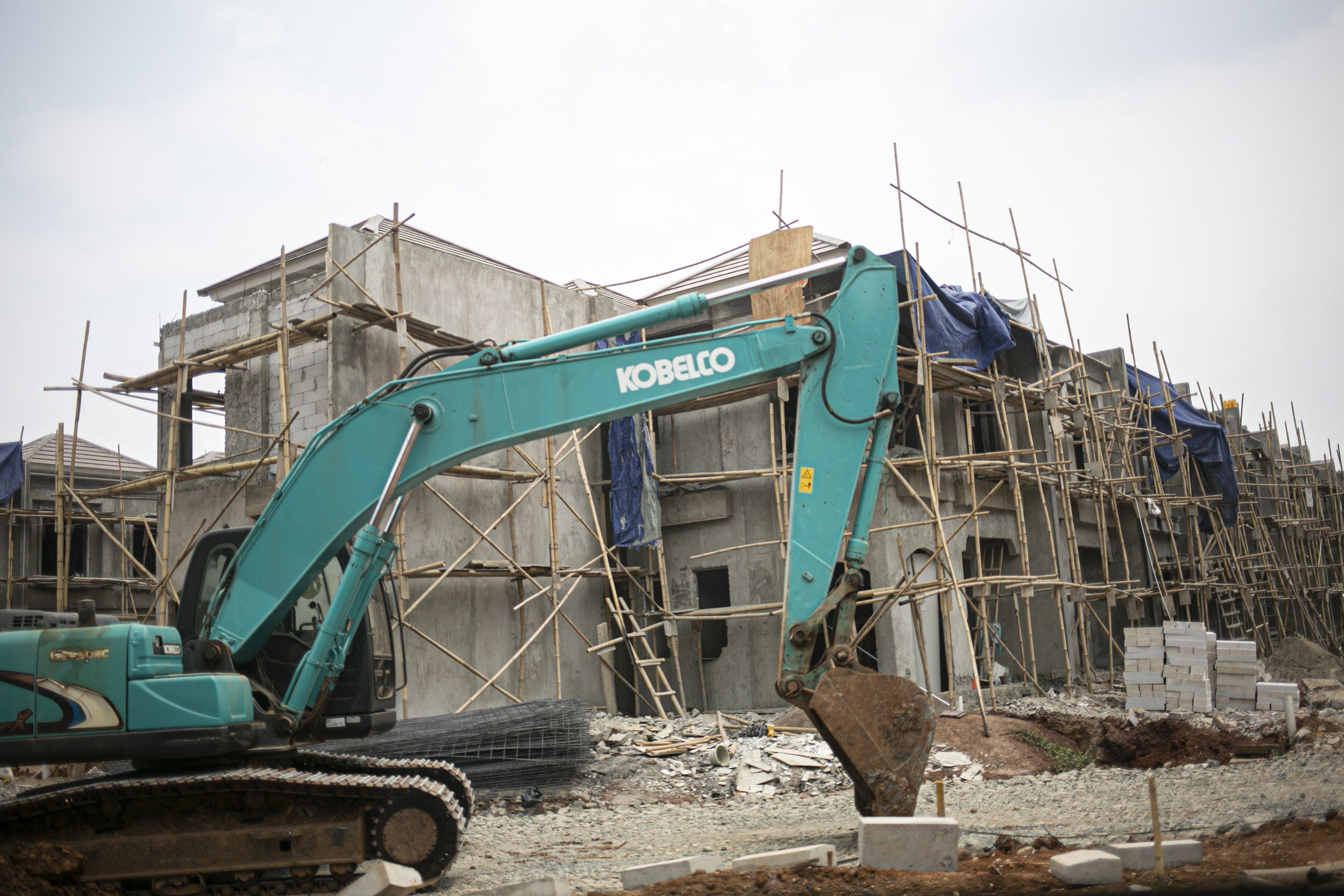 liputan khusus, properti, KPR, pembangunan rumah terlunta