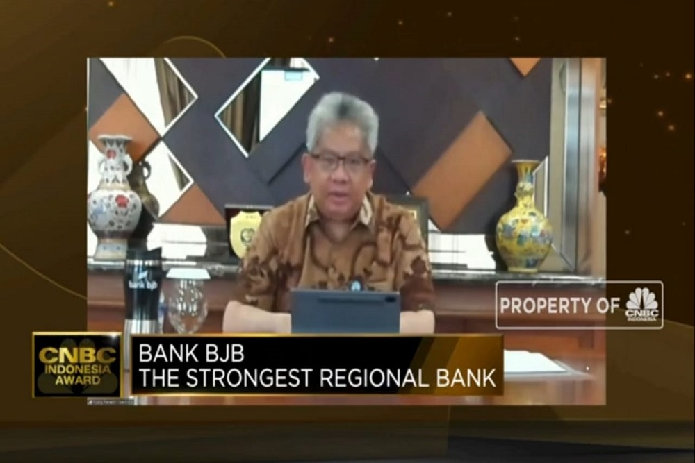 bank BJB The Strongest Regional Bank