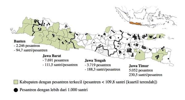 Struktur Otoritas Keagaman di Jawa (Alexandre Pelletier)