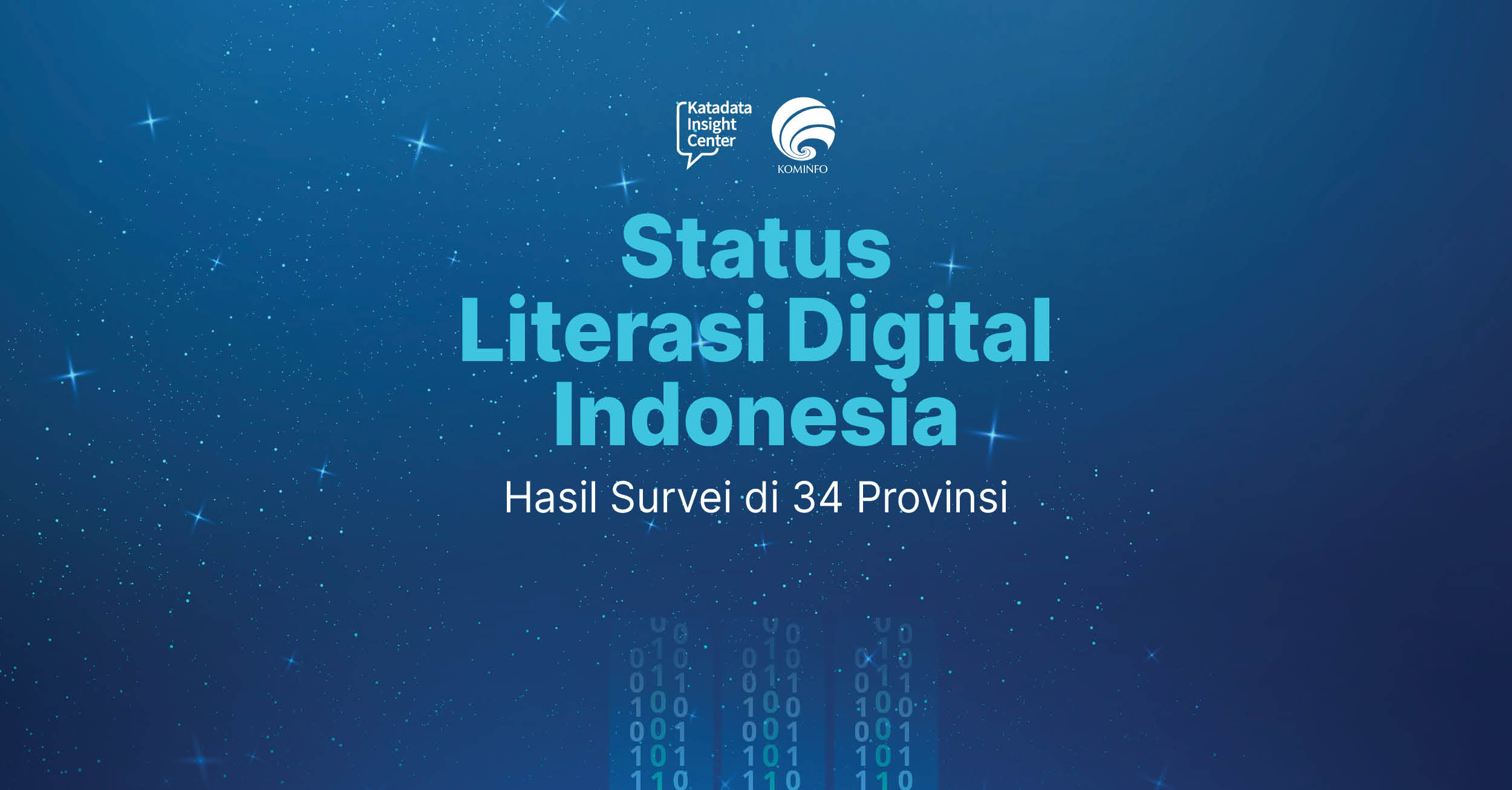 Status Literasi Digital Indonesia