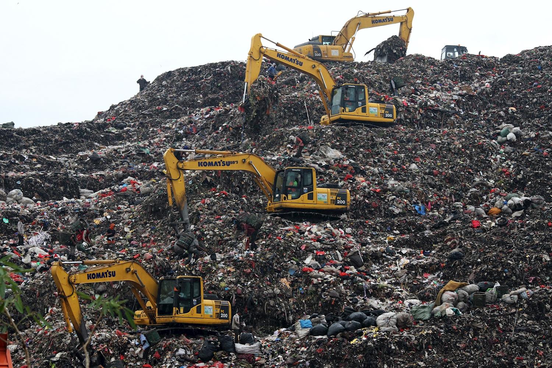 Banjir Sampah Plastik Selama Pandemi