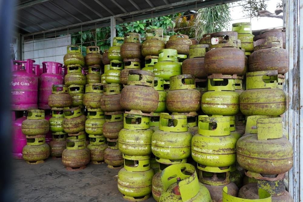 Stok Gas LPG