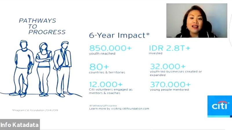 Puni A. Anjungsari - Country Head of Corporate Affairs, Citi Indonesia