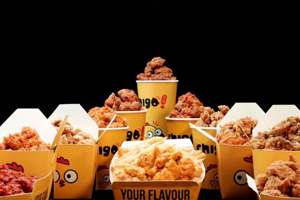 Chigo, Brand Ayam Goreng Kopi Kenangan