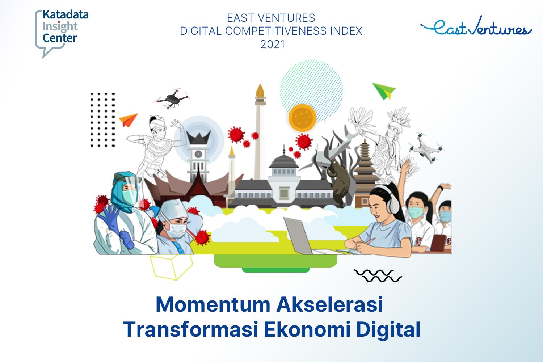 EV-DCI 2021: Momentum Akselerasi Transformasi Ekonomi Digital