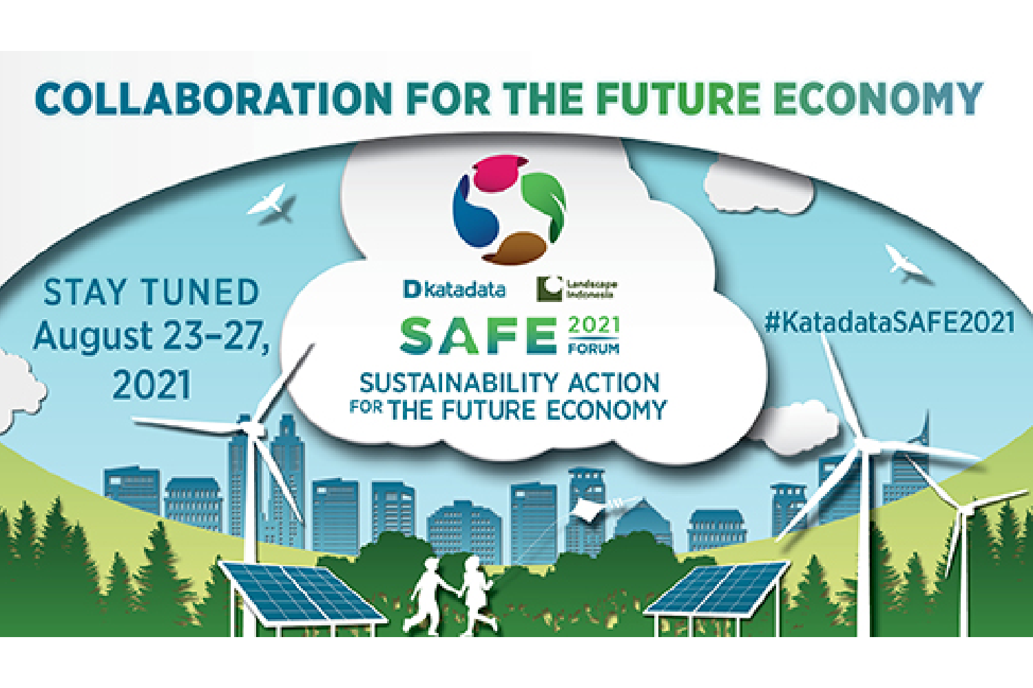 Sustainability Action for the Future Economy 2021