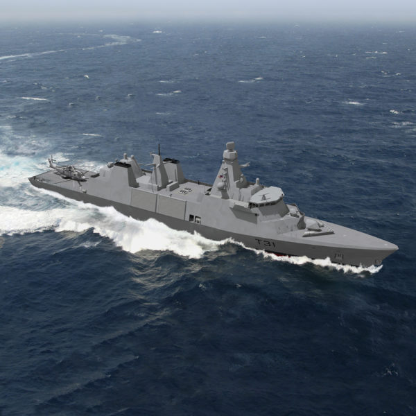 Fregat Arrowhead 140