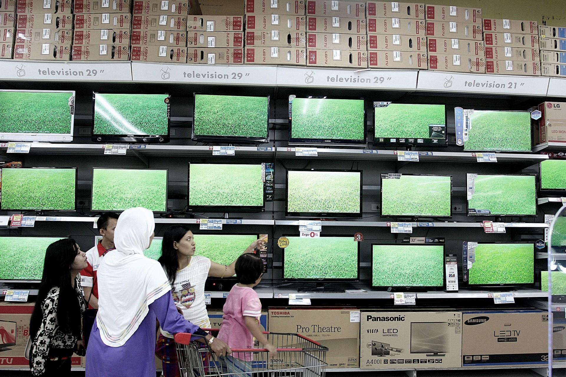 Televisi Panasonic