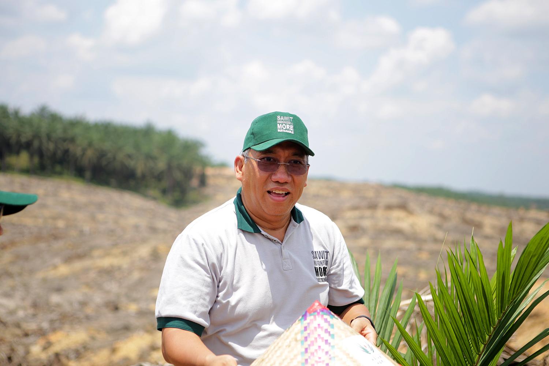 Direktur Utama BPDP Sawit, Bayu Krisnamurthi