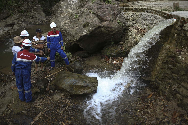 PLTA Hidro Pertamina