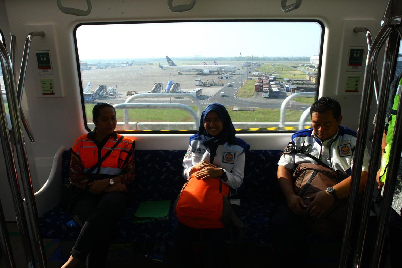 Proyek Kereta Bandara