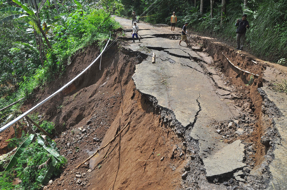 Cuaca Ekstrem Indonesia