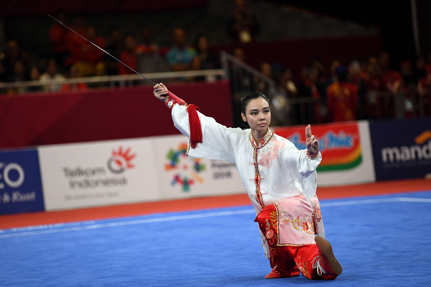Atlet Indonesia Peraih Medali Emas Asian Games 2018, Lindswell