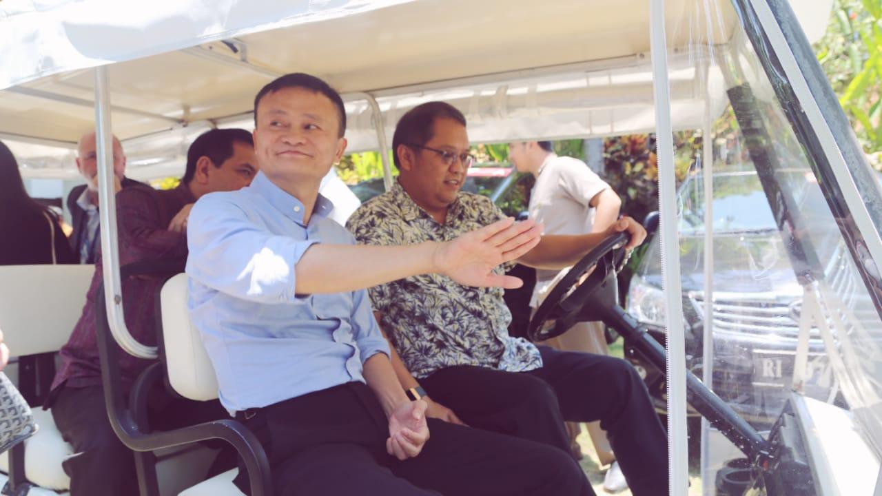 Rudiantara Jack Ma