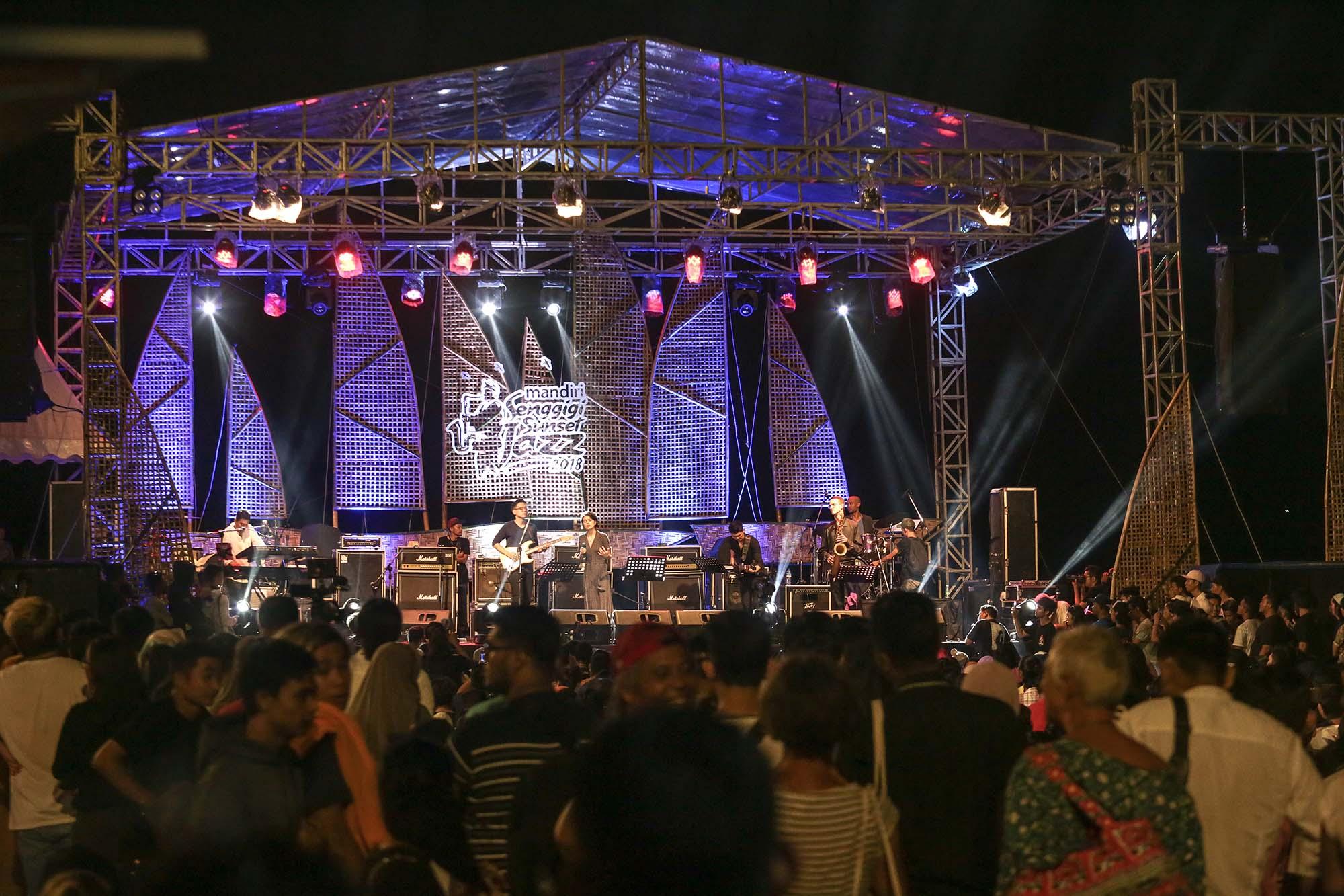 Mandiri Senggigi Sunset Jazz Festival