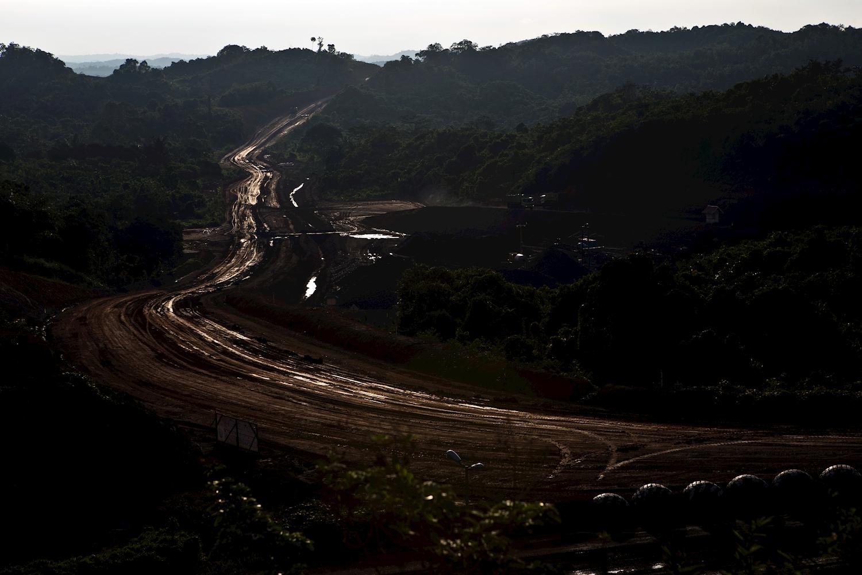 Wilayah Tambang Batu Bara di Kabupaten Kutai Kartanegara