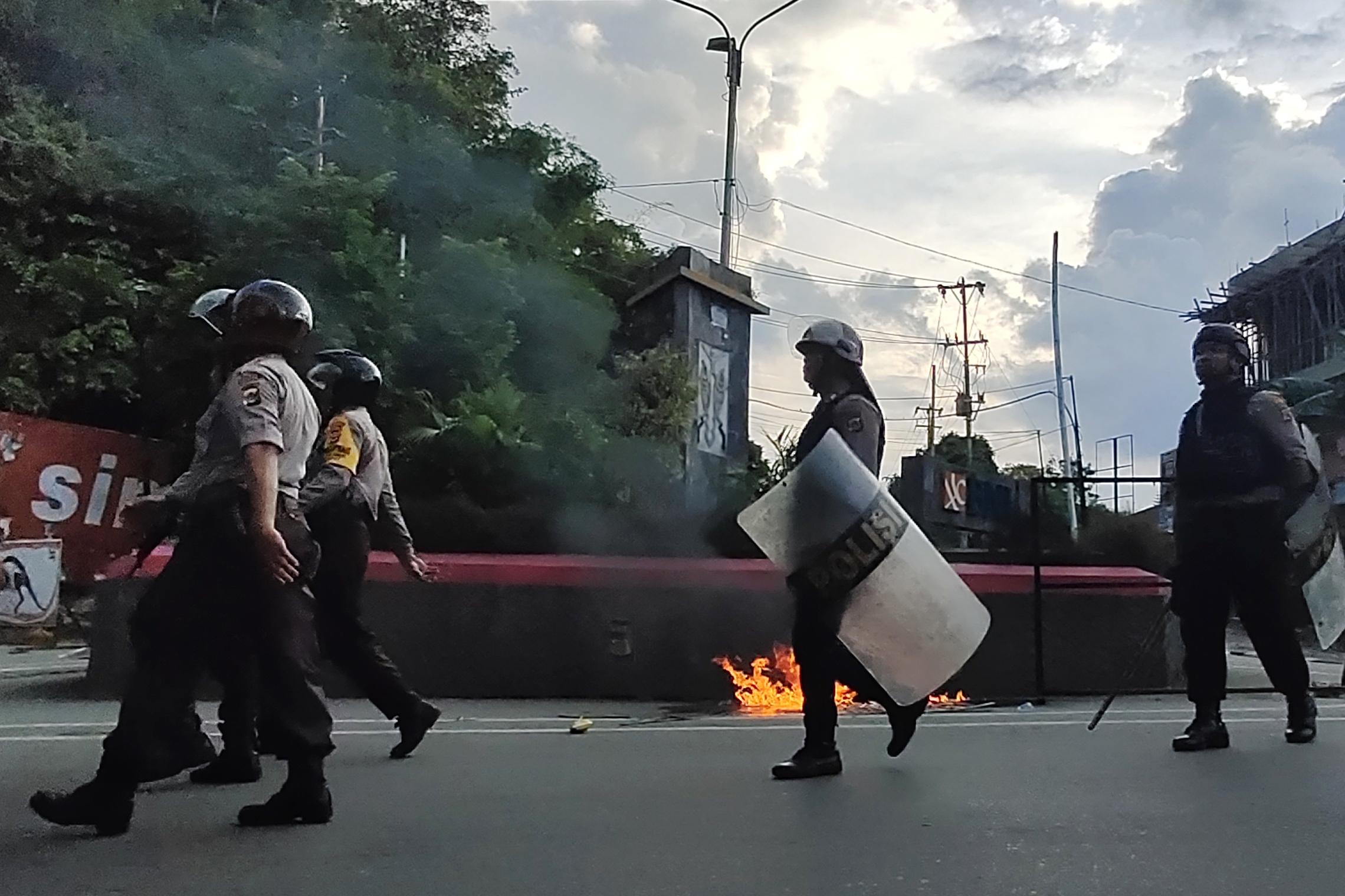 Kerusuhan Jayapura