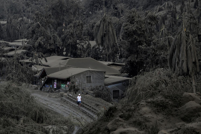 PHILIPPINES-VOLCANO/TAAL
