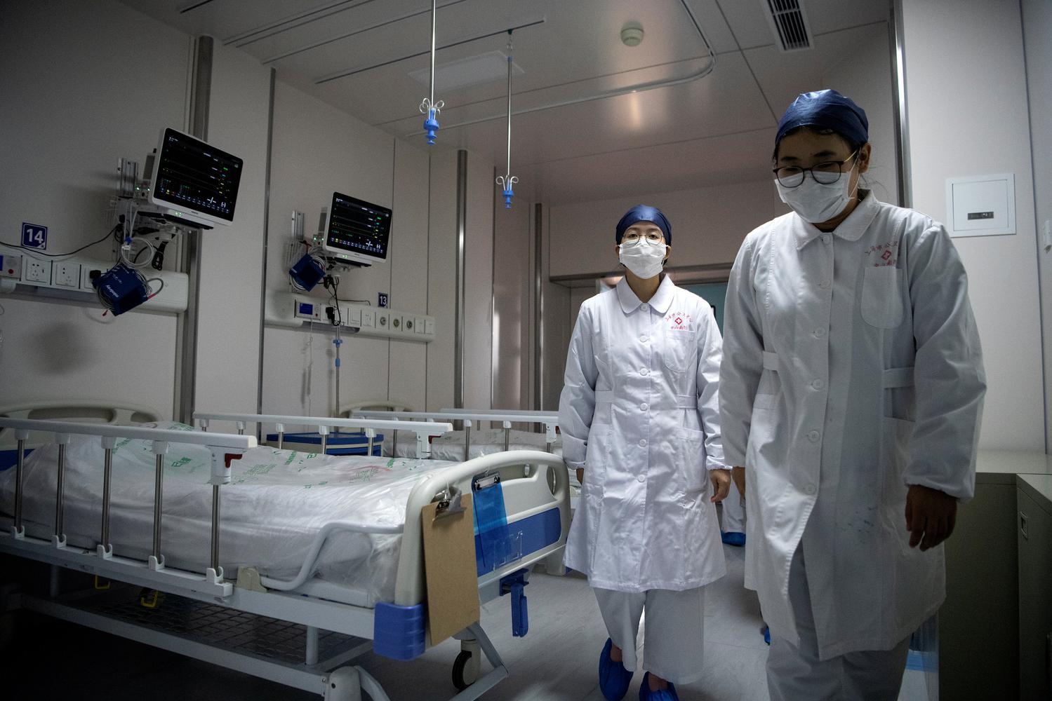 CHINA-HEALTH/HOSPITAL