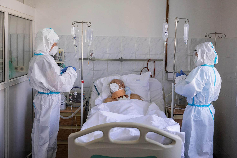 HEALTH-CORONAVIRUS/SERBIA