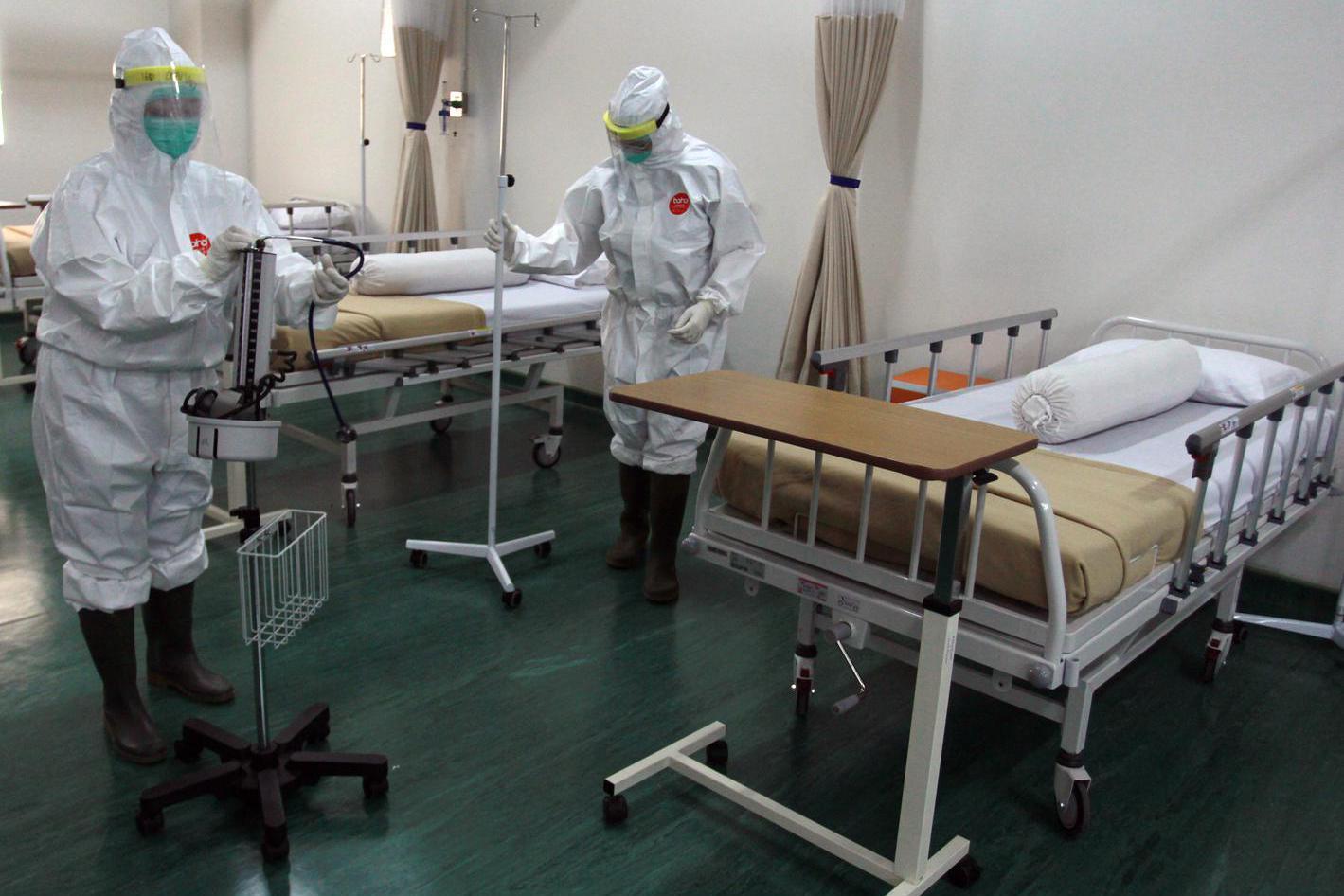 CIPUTRA HOSPITAL SIAPKAN RUANG PERAWATAN PASIEN COVID-19