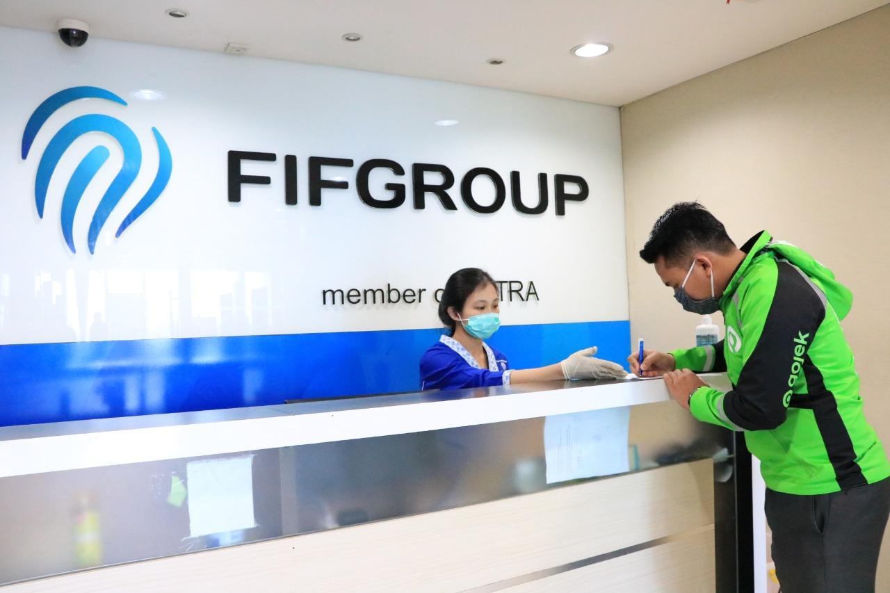 Restrukturisasi pembiayaan oleh FIFGROUP