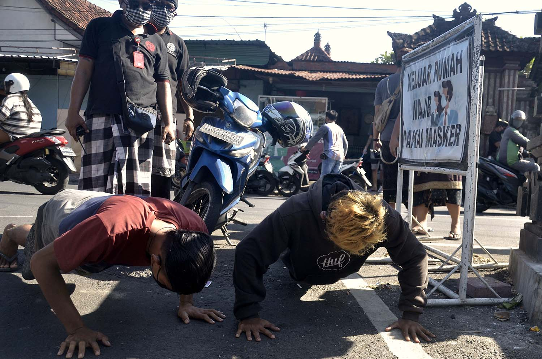 Bali Cegah Covid-19 Melalui Peran Desa Adat