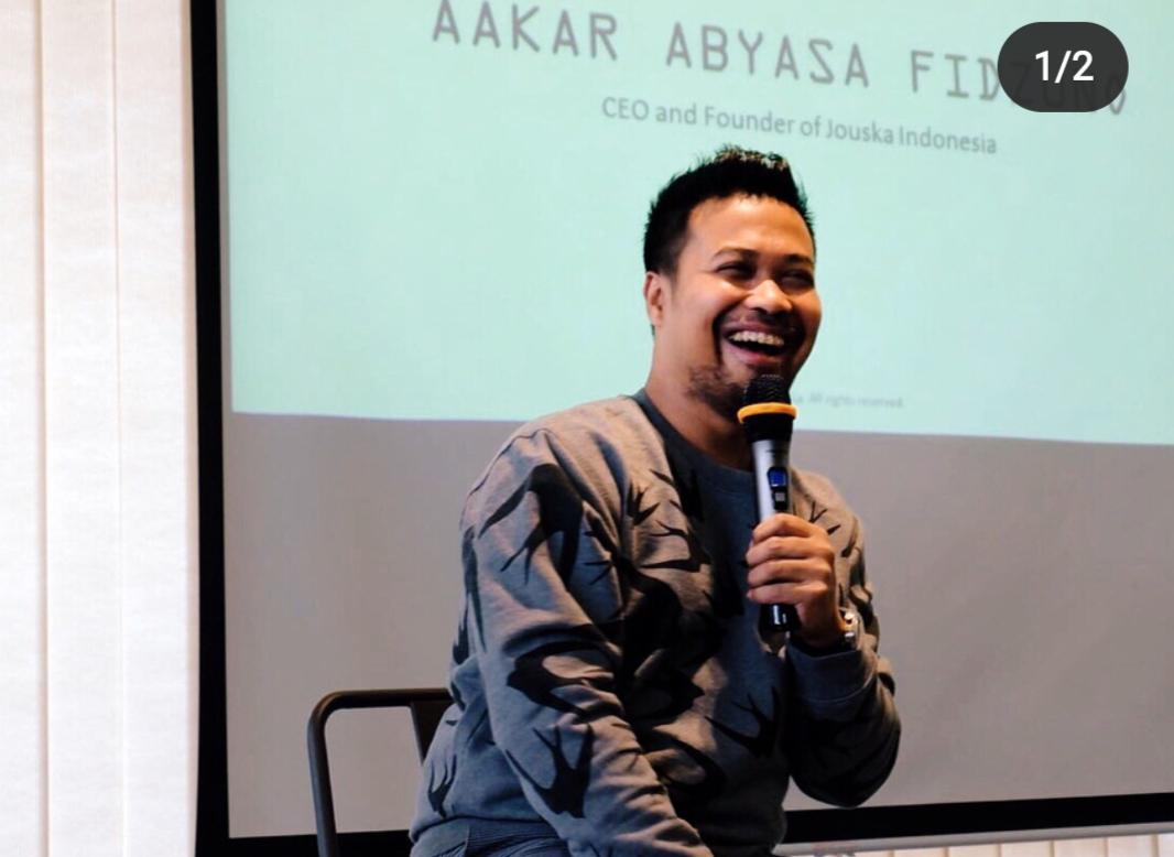 CEO Jouska Aakar Abyasa