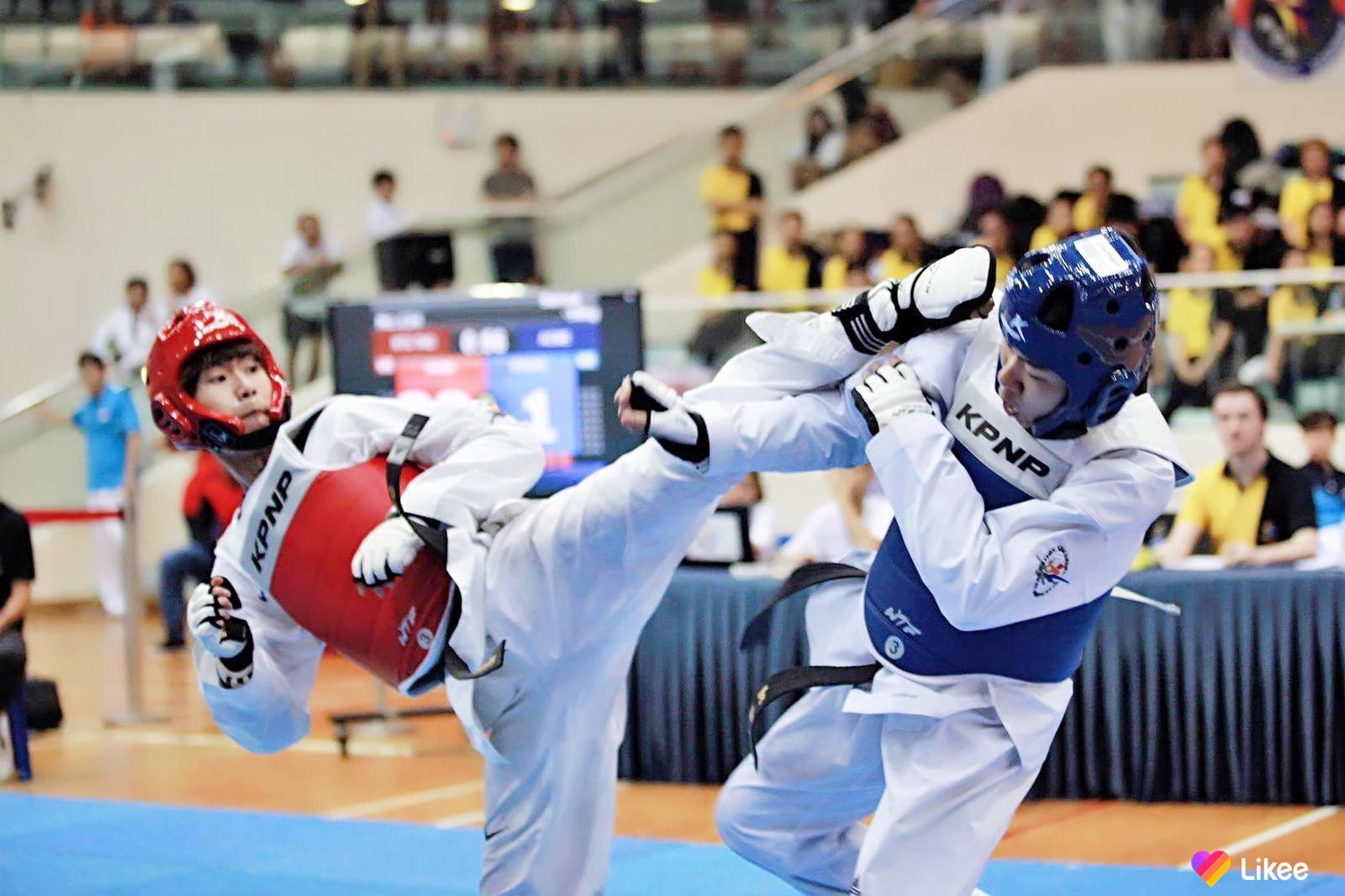 Atlet taekwondo asal Singapura, Ng Ming Wei