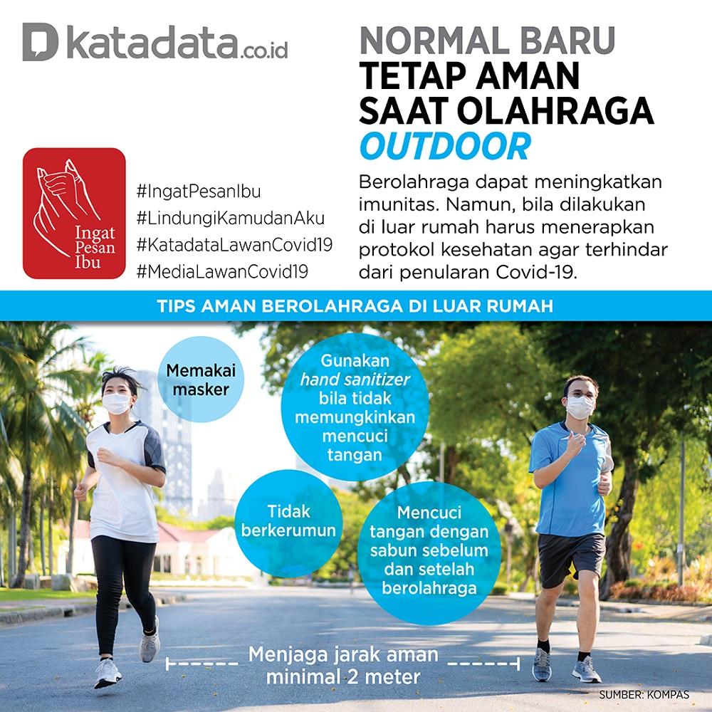 Poster Satgas Olahraga