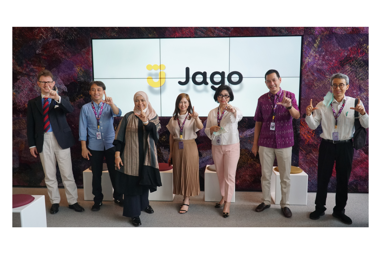 Peresmian Kantor Bank Jago