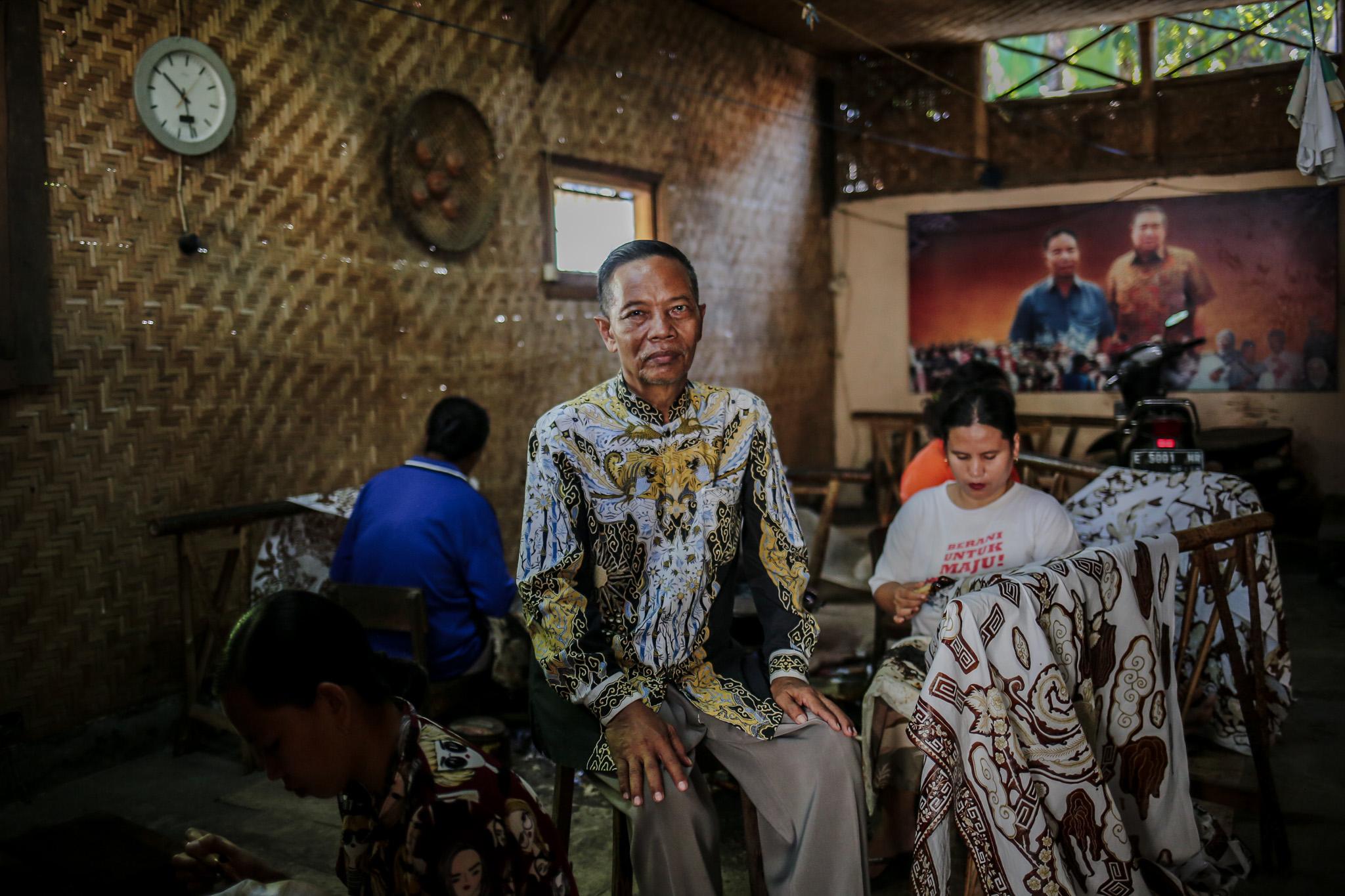 Mengunjungi Pusat Batik Trusmi Cirebon, Saat Perjalanan Jelajah Jalan Raya Pos