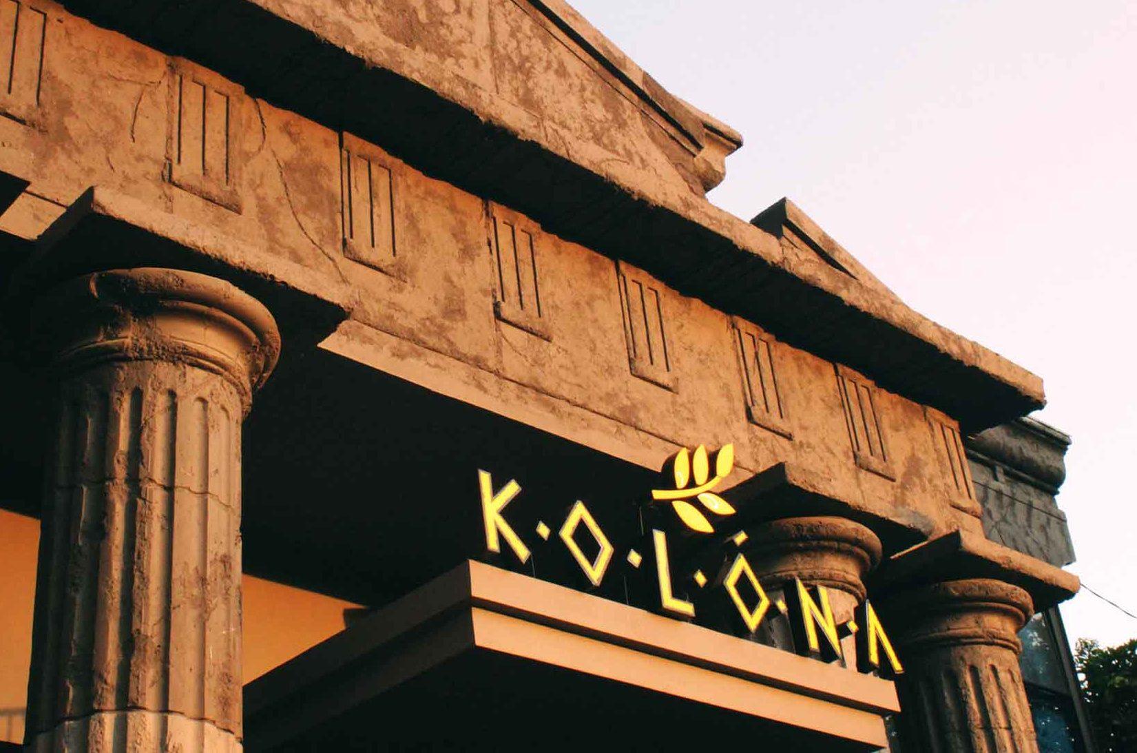 Cafe Kolona Kitchen and Coffee